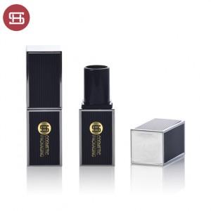 No.8491D Wholesale square luxury lipstick casing 12.1mm