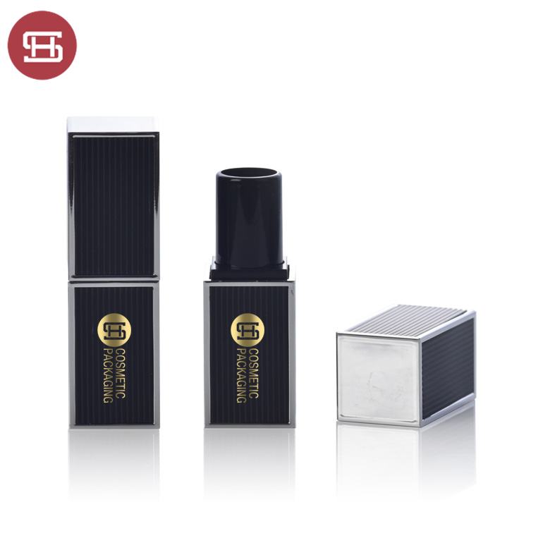 No.8491D Wholesale square luxury lipstick casing 12.1mm Featured Image