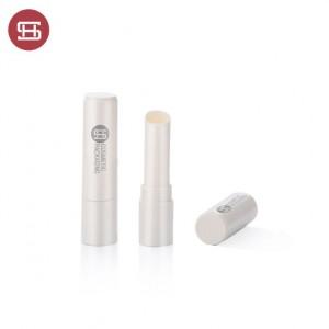 Wholesale White Lipstick Tubes Empty Lipstick Containers Lip Balm Bottle