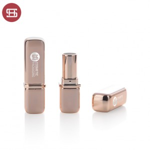 Wholesale Custom Packaging Luxury Gold Empty Lipstick  Tube Containers
