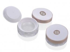 luxry packaging  loose powder case —item no 9481B