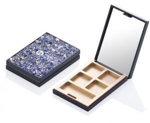new design 4 color empty eyeshadow case—ITEM NO 9546