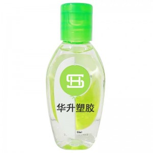 empty plastic bottle for hand sanitizer  50ml