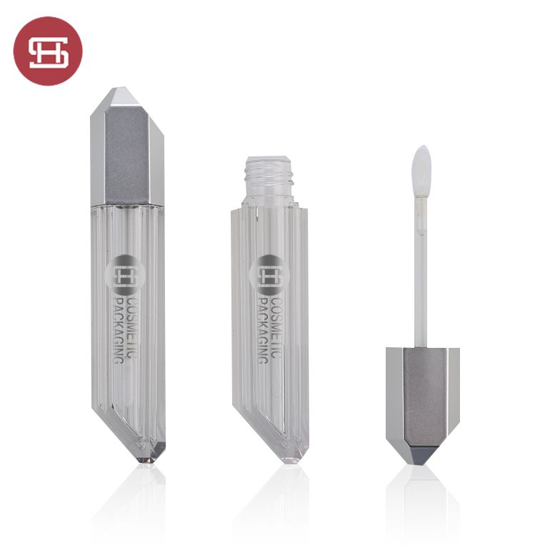 new special empty plastic lipgloss tube container custom  new design empty plastic lipgloss tube container Featured Image