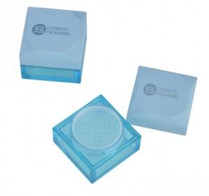 new design loose powder case