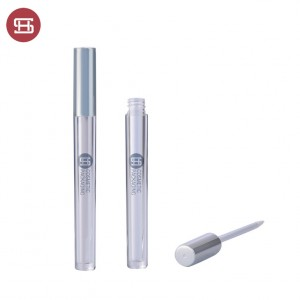 9847# Best Price Empty Slim High Round Shaped Lip Gloss Tube Container
