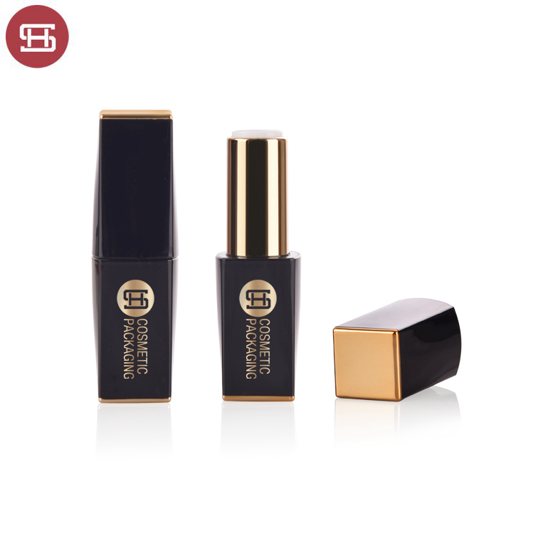 Hot sale new wholesale high quality makeup cosmetic luxury brand plastic empty magnetic lipstick tube container