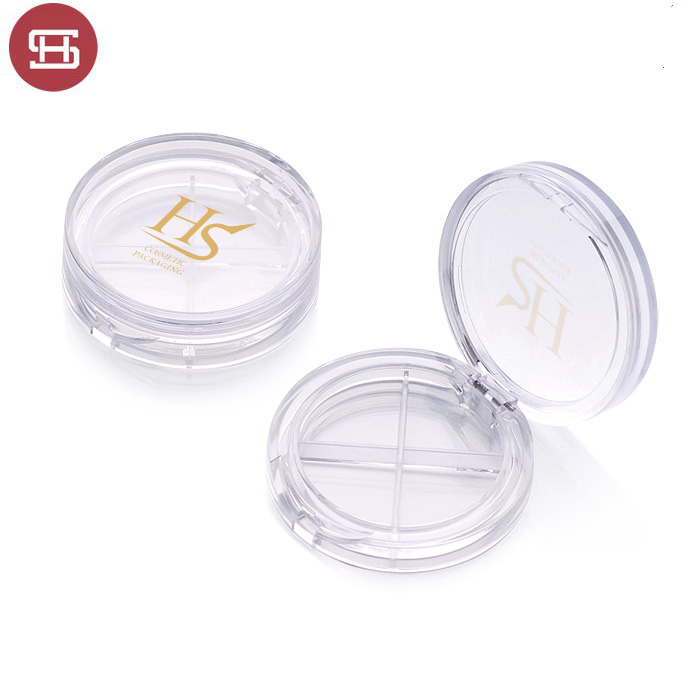 China New Product Private Label Eyeshadow Palette -