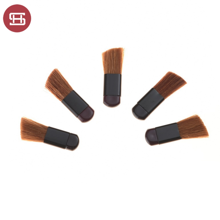 new mini double end eyeshadow private label brushes