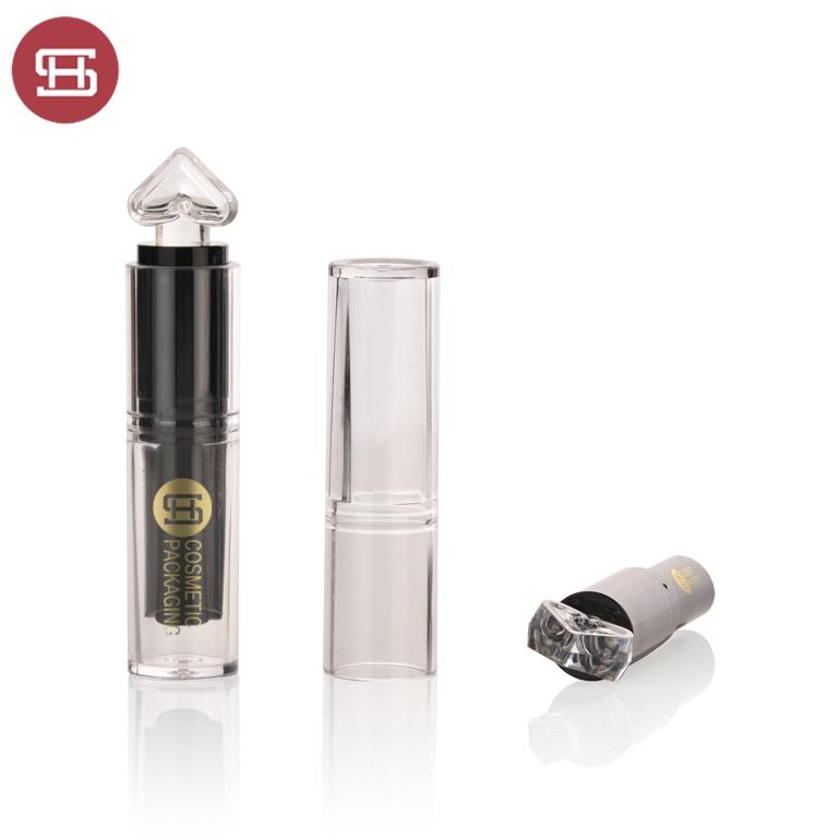 China wholesale Lipstick Packaging - Cute unique empty fancy lipstick tube – Huasheng