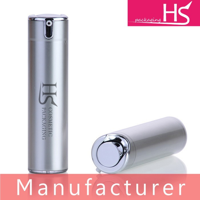 Custom empty metalized cosmetic liquid foundation tube