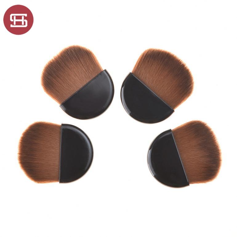 Custom foundation high quality blush powder make up brush