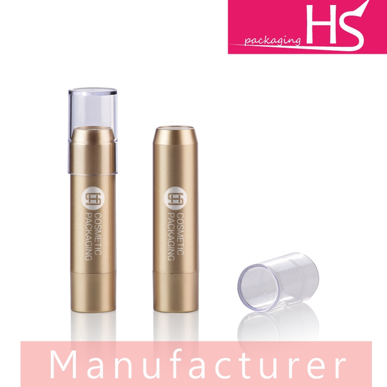 Luxury round concealer stick