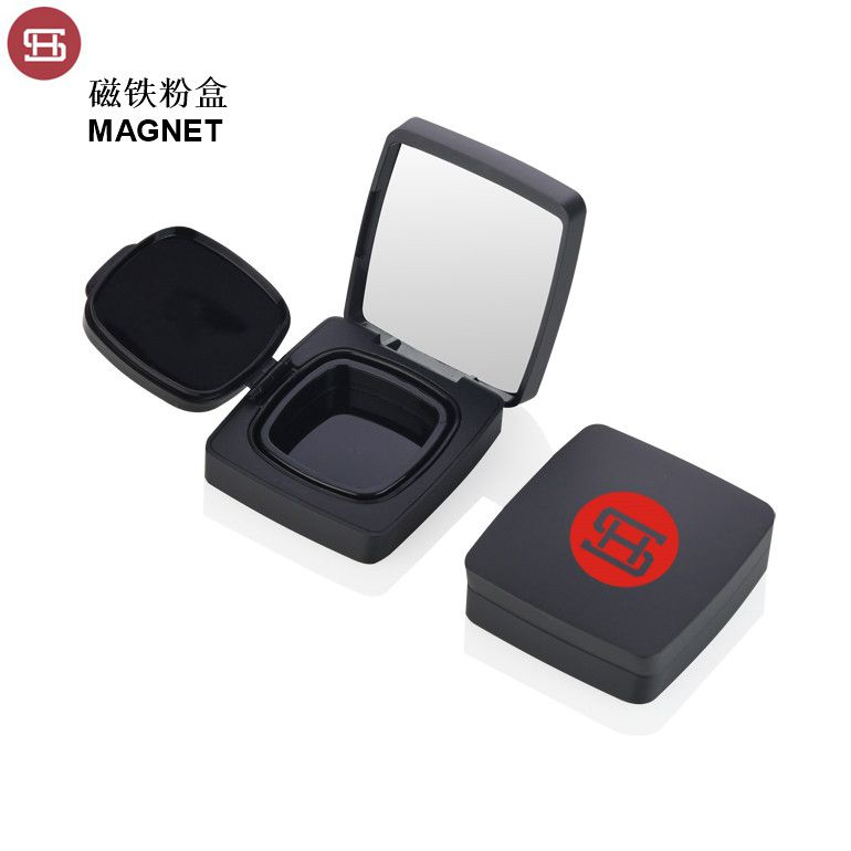 2018 new products hot sale empty square magnetic bb cushion case